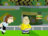 Run Ronaldo Run