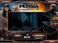 Prince of Persia Video Jigsaw