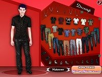 Twilight Jacob Dress Up