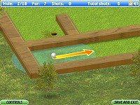 Eagle Minigolf