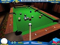 Real 3D Pool