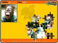 Jigsaw Monkey