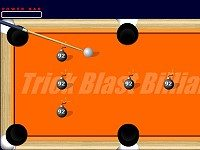 Trick Blast Billiards